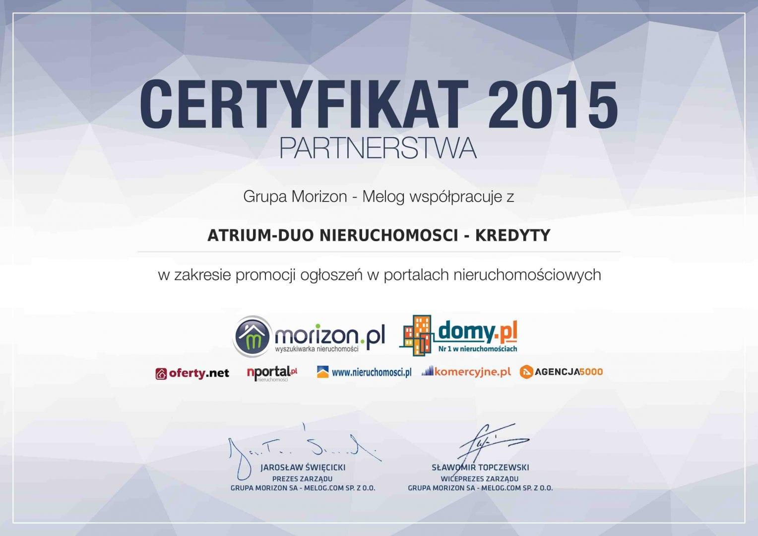 certyfikat-partnerstwa