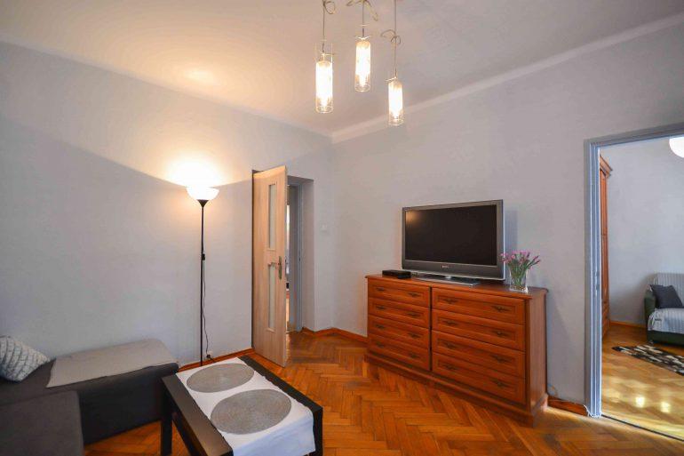 11Trzypokojowe mieszkanie na wynajem, Częstochowa, Śródmieście, Centrum, ul. Szymanowskiego (7)