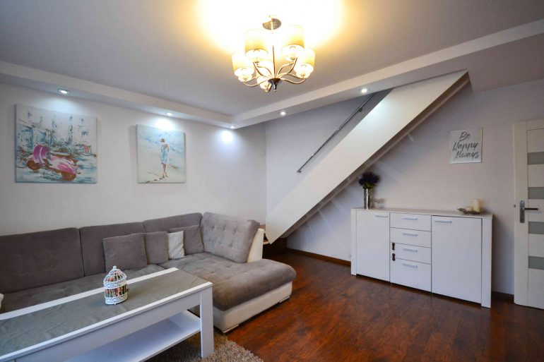 09Dwupoziomowe mieszkanie na sprzedaż, Częstochowa, Parkitka, (10)