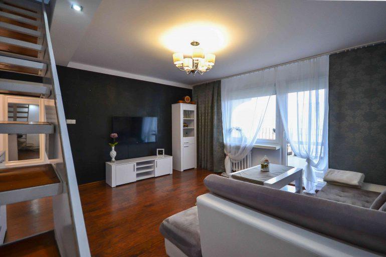 11Dwupoziomowe mieszkanie na sprzedaż, Częstochowa, Parkitka, (11)