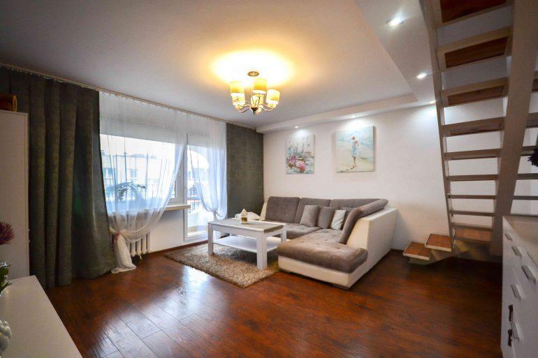 12Dwupoziomowe mieszkanie na sprzedaż, Częstochowa, Parkitka, (8)