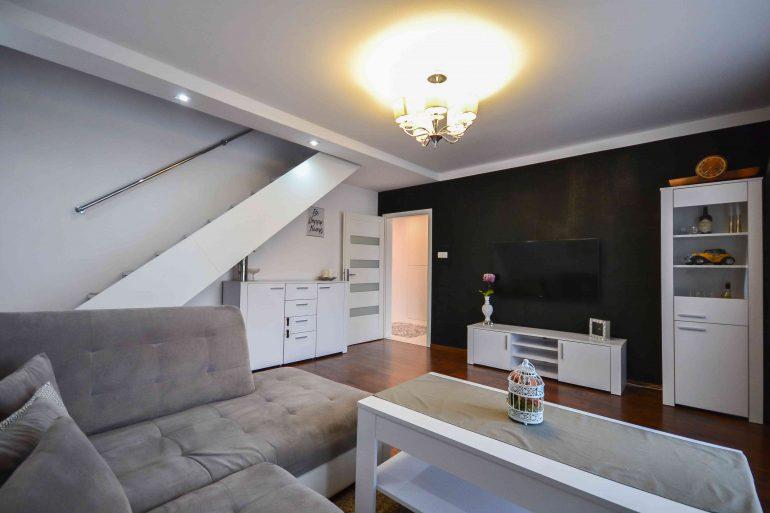 13Dwupoziomowe mieszkanie na sprzedaż, Częstochowa, Parkitka, (9)